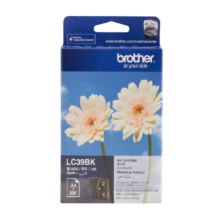 Brother LC39-B Original Black Ink Cartridge