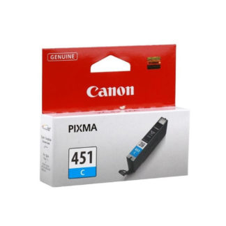 Canon CLI-451 Original Cyan Ink Cartridge