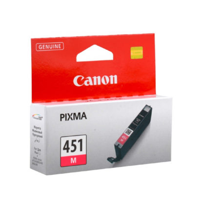 Canon CLI-451 Original Magenta Ink Cartridge