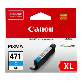 Canon CLI-471XL Original Cyan Ink Cartridge
