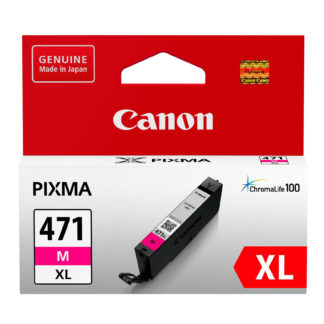 Canon CLI-471XL Original Magenta Ink Cartridge