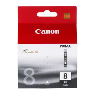 Canon CLI-8 Original Black Ink Cartridge