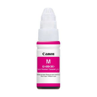 Canon GI-490 Original Magenta Ink Bottle