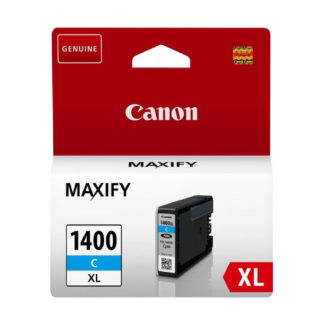 Canon PGI-1400XL Original Cyan Ink Cartridge