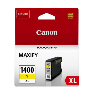 Canon PGI-1400XL Original Yellow Ink Cartridge