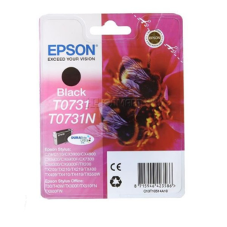 Epson T0731 Original Black Ink Cartridge