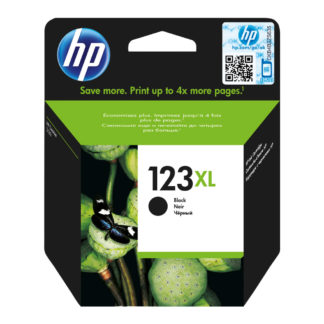 HP 123XL High Yield Black Original Ink Cartridge