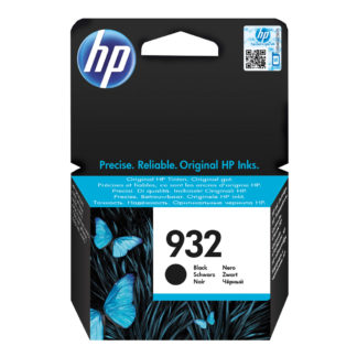 HP 932 Black Original Ink Cartridge