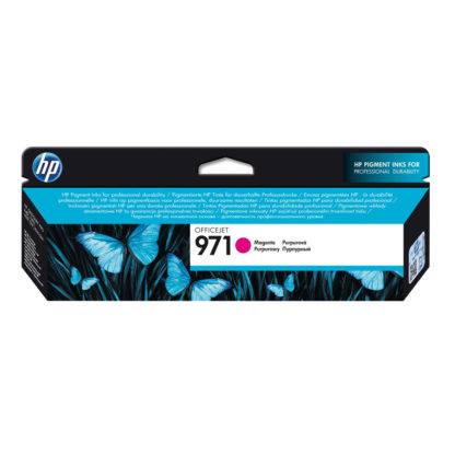 HP 971 Magenta Original Ink Cartridge