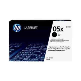 Original HP 05X Black Laser Cartridge