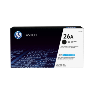 Original HP 26A Black Laser Cartridge