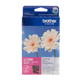 Brother LC39-M Original Magenta Ink Cartridge