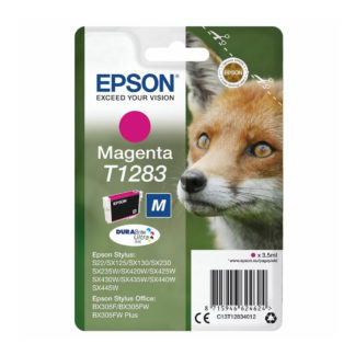 Epson T1283 Original Magenta Ink Cartridge