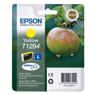 Epson T1294 Yellow Original Ink Cartridge