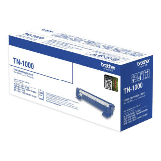 Original Brother TN1000 Black Laser Cartridge