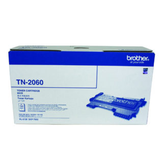 Original Brother TN2060 Black Laser Cartridge