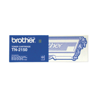 Original Brother TN2150 Black Laser Cartridge