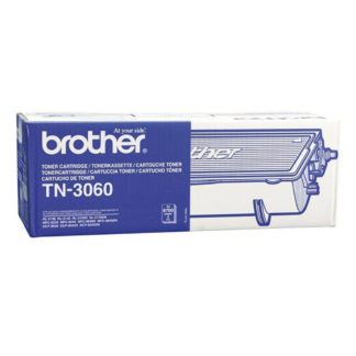 Original Brother TN3060 Black Laser Cartridge