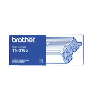 Original Brother TN3185 Black Laser Cartridge