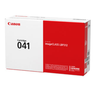 Original Canon 041 Black Laser Cartridge