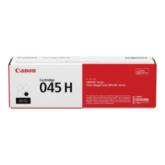 Original Canon 045 H Black Laser Cartridge