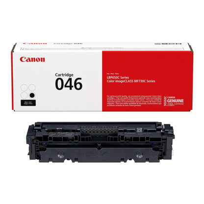 Original Canon 046 Black Laser Cartridge