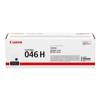 Original Canon 046 H Black Laser Cartridge