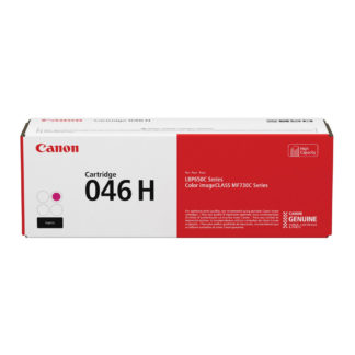Original Canon 046 H Magenta Laser Cartridge