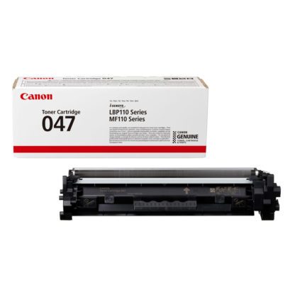 Original Canon 047 Black Laser Cartridge