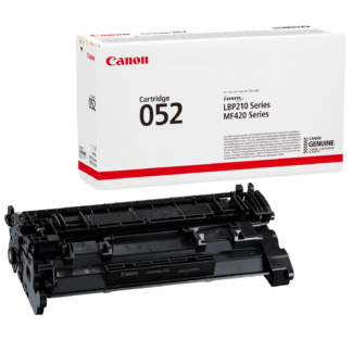 Original Canon 052 Black Laser Cartridge