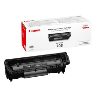 Original Canon 703 Black Laser Cartridge