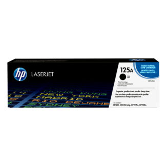Original HP 125A Black Laser Cartridge