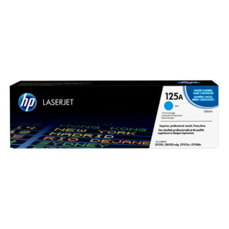 Original HP 125A Cyan Laser Cartridge