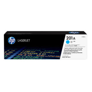 Original HP 201A Cyan Laser Cartridge