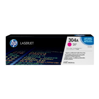 Original HP 304A Magenta Laser Cartridge