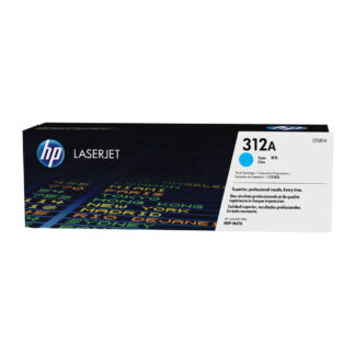 Original HP 312A Cyan Laser Cartridge