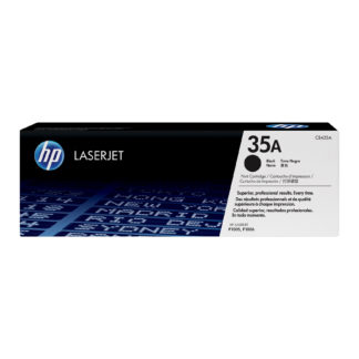 Original HP 35A Black Laser Cartridge
