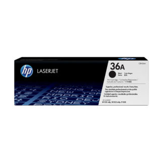 Original HP 36A Black Laser Cartridge