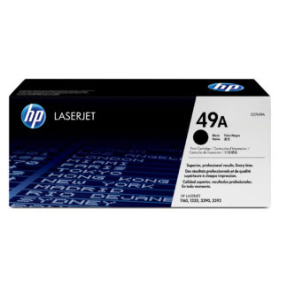 Original HP 49A Black Laser Cartridge