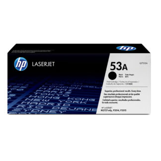 Original HP 53A Black Laser Cartridge