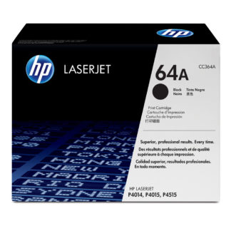 Original HP 64A Black Laser Cartridge